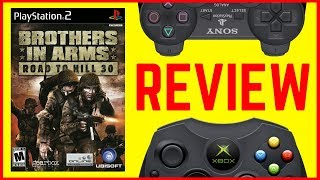 REVIEW: Brothers In Arms Road To Hill 30 (PS2/XBOX)