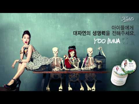 YG Family X Kiehl's - 'MEET MR. BONES' Project