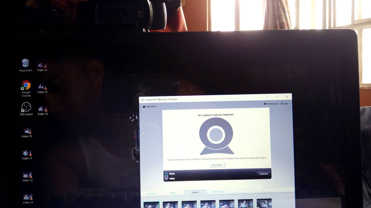 How To Fix Logitech Webcam Software Error Solution Guaranteed