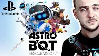 WIRTUALNA RZECZYWISTOŚĆ  Astrobot Rescue Mission #1 | PS4 | VR |