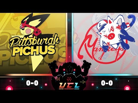 WHAT A GAME!! UCL S3 W1 Pittsburgh Pichus VS New York Mankeys - Pokemon Ultra Sumo LIVE WiFi Battle