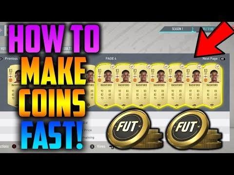 How To Make Coins In FIFA 20 FAST! *FROM 400 COINS!* - FIFA 20
