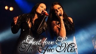 Ghost love Score - The Perfect Mix (Nightwish : Tarja & Floor) thumbnail