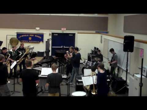 Lynnfield High School Ska Band - The Rascal King