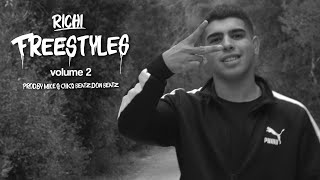 Richi - Freestyles Volume 2 (Official Video)