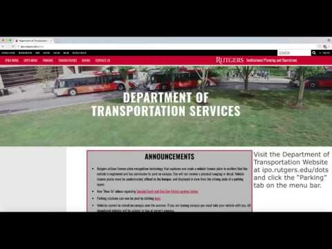 Program & Event Parking | Institutional Planning and Operations