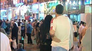 أخبار خاصة | أضرحة آل البيت والصحابة وزيارة المصريين لها خلال شهر #رمضان