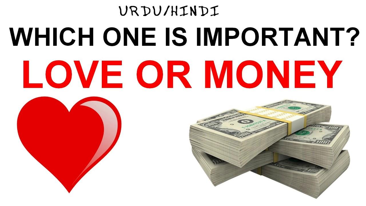 3e60ed98ccb2 LOVE OR MONEY