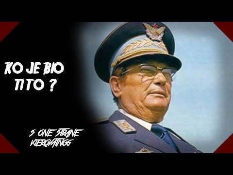 Ko je bio Tito ? (Mason,Jevrej...) - Teorije Zavjere !!!