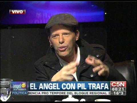 C5N - EL ANGEL DE LA MEDIANOCHE CON PIL TRAFA