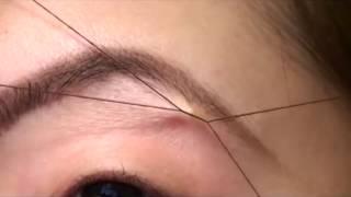 Threading Eyebrows [EN]
