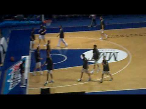 Real Madrid De Baloncesto (entrada A La Cancha)