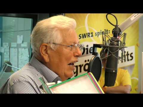 SWR1 hinter den Kulissen einer Sendung mit Michael Lueg
