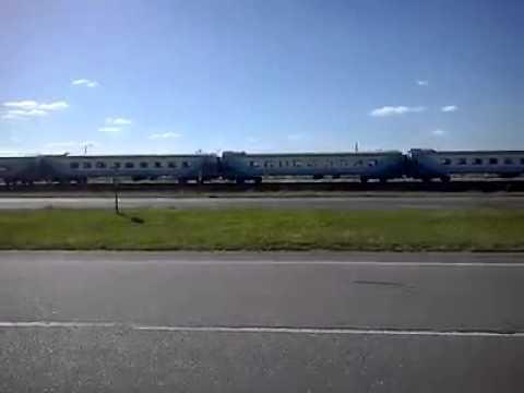 El Tren Bala de Cristina (Trayecto Buenos Aires - Mar del Plata)
