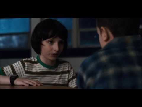 Stranger Things / Eleven And Mike