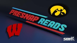 Wisconsin vs Iowa | Presnap Reads Clip | College Football Betting Tips