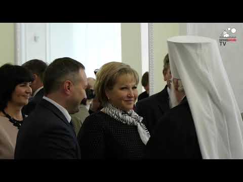 Открытие дворца бракосочетания в Великом Новгороде