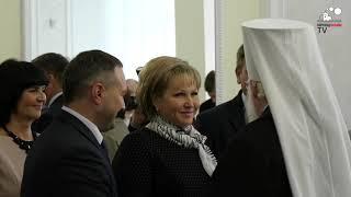 Відкриття палацу одруження в Великому Новгороді