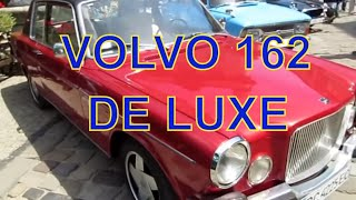 RetroCar: VOLVO 162 DE LUXE - Video Review / Вольво ДеЛюкс