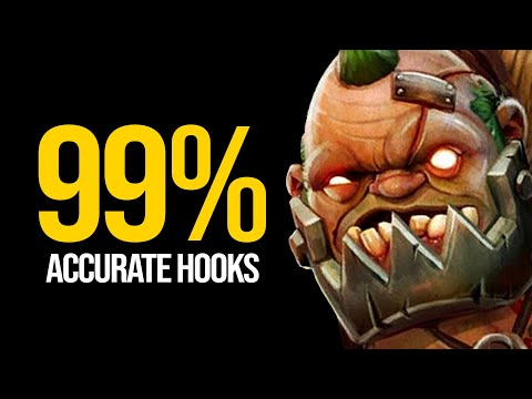 NEW PRO MASTER TIER PUDGE!!! CRAZY 99% ACCUCRATE HOOKS BY POS4 PUDGE   Pudge Official