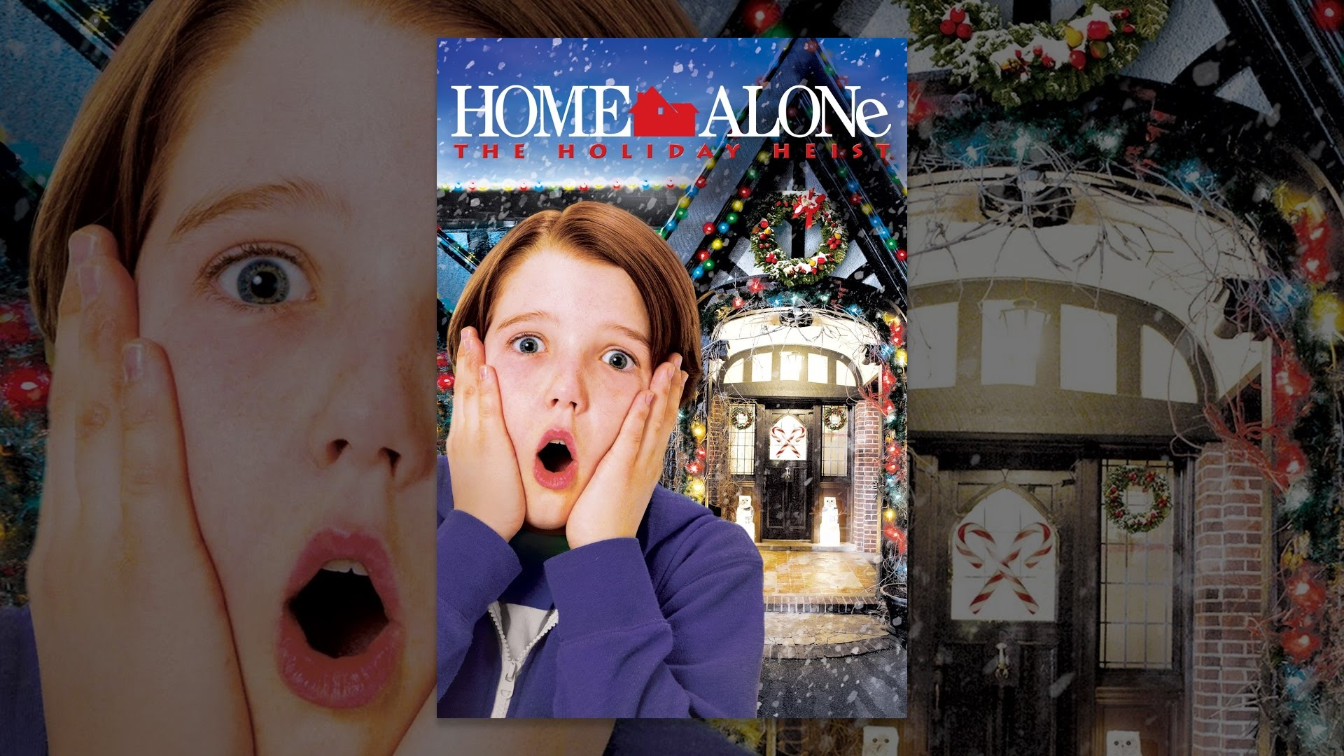 Home Alone 5 The Holiday Heist ficial trailer