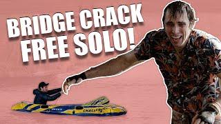 Robbie Phillips - Bridge Crack Free Solo