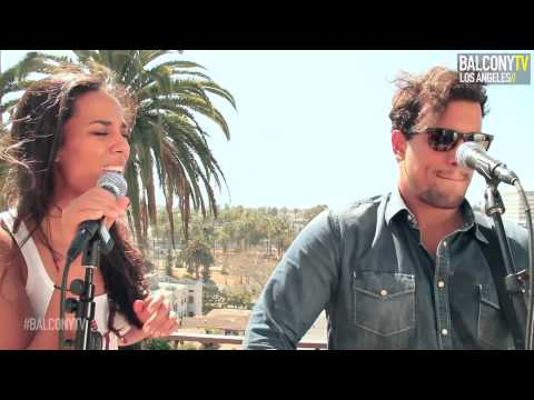 JOHNNYSWIM - HEARTBEATS (BalconyTV)