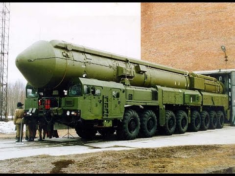 Russian Military conducts Nuclear ICBM Missile test