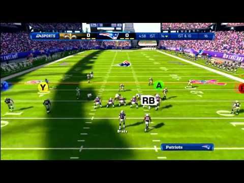 Madden 13: Hurry Up Offense - Run Heavy Hurry Up Offense, Audibles, and Gameplay