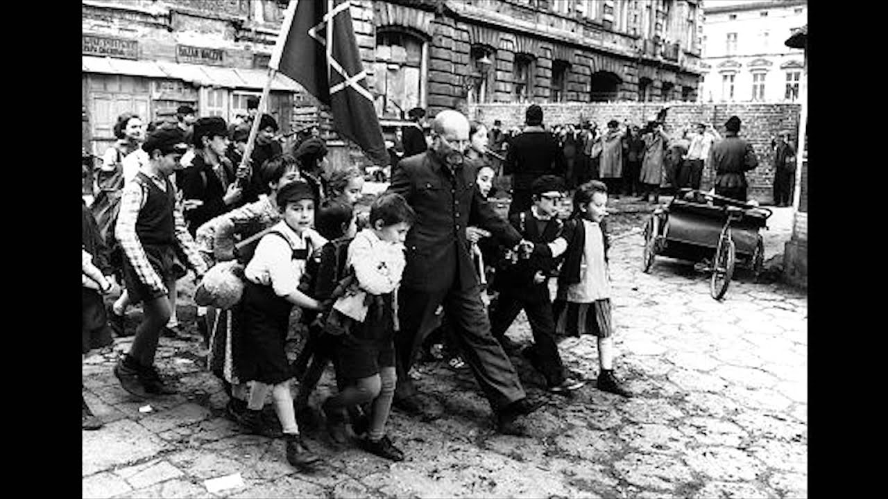 Heroes You Should Know: Janusz Korczak - YouTube