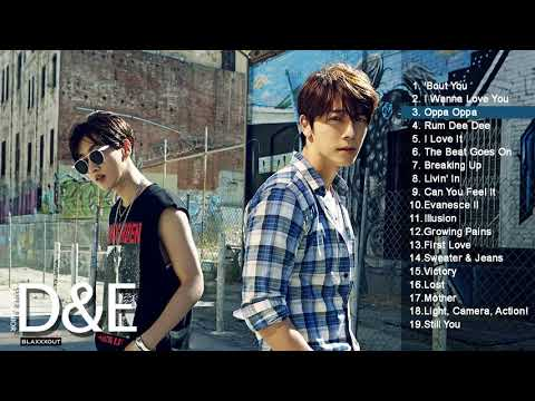 SUPER JUNIOR D&E PLAYLIST