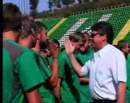 'Pirin Blagoevgrad' begins new season.