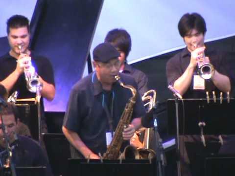 UH Jazz Band 2011 Georgia on my Mind