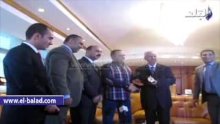 بالفيديو والصور .. جامعة الفيوم تكرم أبناء المحافظة المتبرعين لصالح صندوق تحيا مصر