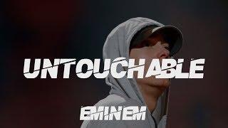 Eminem - Untouchable [Lyrics/Lyric Video]