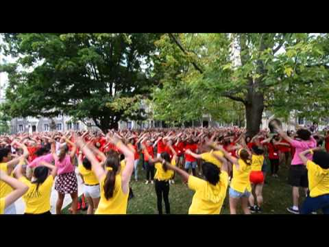Day One: Welcome to Vic! | Victoria College Orientation 2014