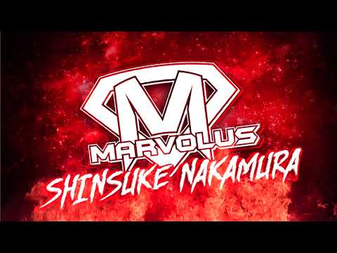 Shinsuke Nakamura- Marvolus