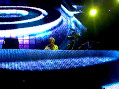 Dash Berlin - Concrete Angel @ Six Flags Mexico 2012