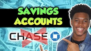 CHASE Savings Account | NEVER USE IT LONG-TERM!!!