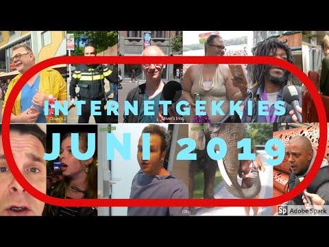 De Internetgekkies van de maand Juni 2019