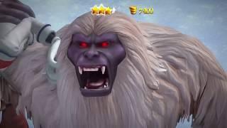 Matterhorn Bobsleds minigame - Disneyland Adventures