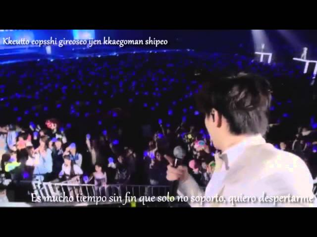Super Junior -You're my endless love- SS4 TOKYO DOME [Sub esp] Videos De Viajes