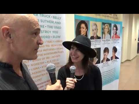 Shari Talent & Chris Birkett @ Canadian Music Week 2018