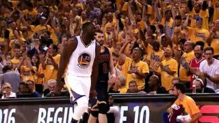 2016 NBA Finals Warriors vs Cavaliers Game 4 NBA on ABC Intro