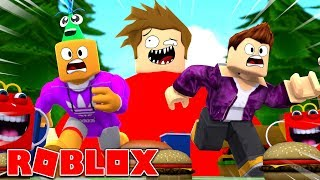WE ARE BEING EATEN?! 😲 - Roblox [English/HD]