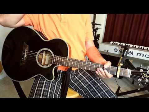 Joy- Housefires (Acoustic Guitar Tutorial)