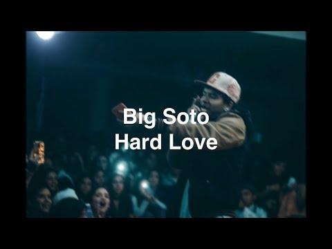 Big Soto - Hard Love 💔 (Letra)
