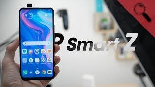 A legolcsóbb pop-up kamerás mobil | Huawei P Smart Z teszt