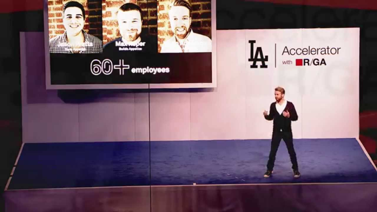 Dodgers Accelerator Demo Day 2015: Appetize Inc