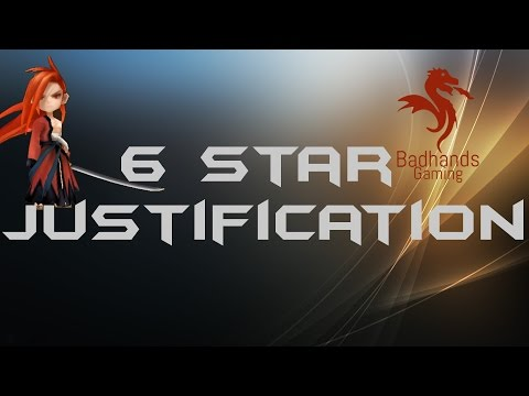 Summoners War 6 star Justification: Jun the Fire Samurai